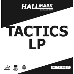 Hallmark Belag Tactics LP